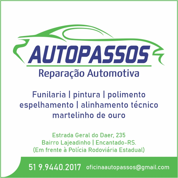 AUTOPASSOS Reparação Automotiva